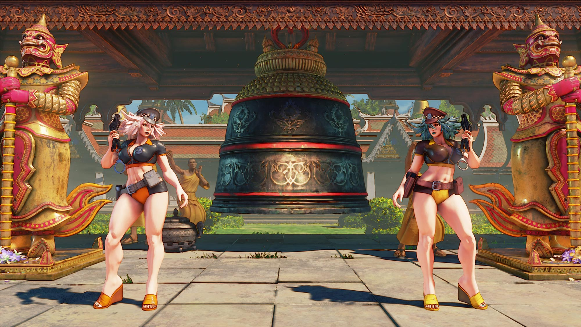 Poison's costume colors in Street Fighter 5 20 out of 22 image gallery