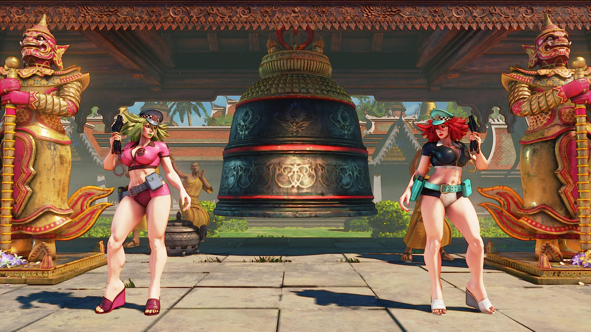 Poison's costume colors in Street Fighter 5 21 out of 22 image gallery