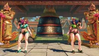 Poison's costume colors in Street Fighter 5 image #22