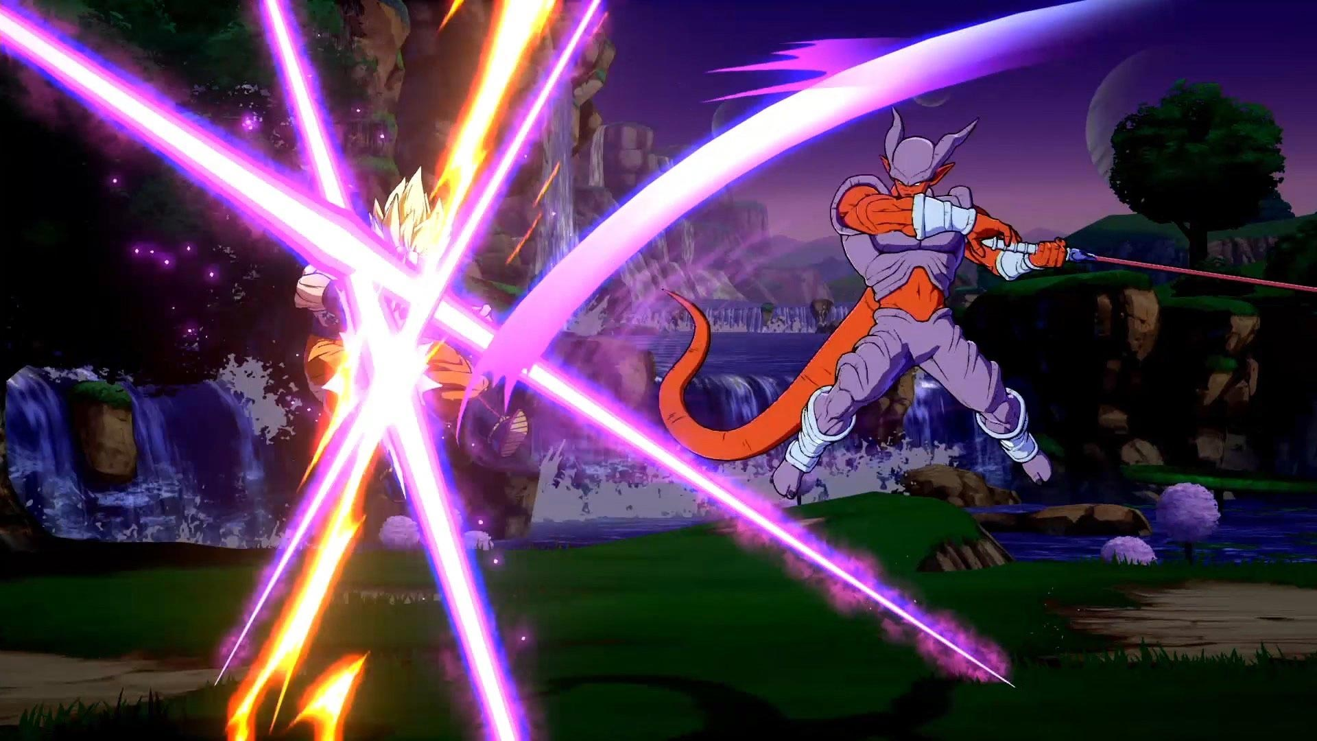 Janemba screenshots in Dragon Ball FighterZ 3 out of 4 image gallery
