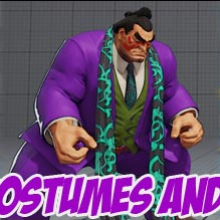Here Are All Of E Honda S Costume Colors And His Easter Egg In Street Fighter 5