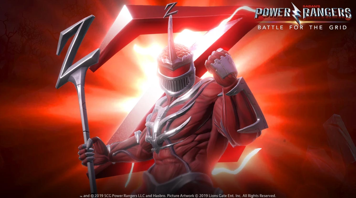 Power Rangers Lord Zedd 1 out of 6 image gallery