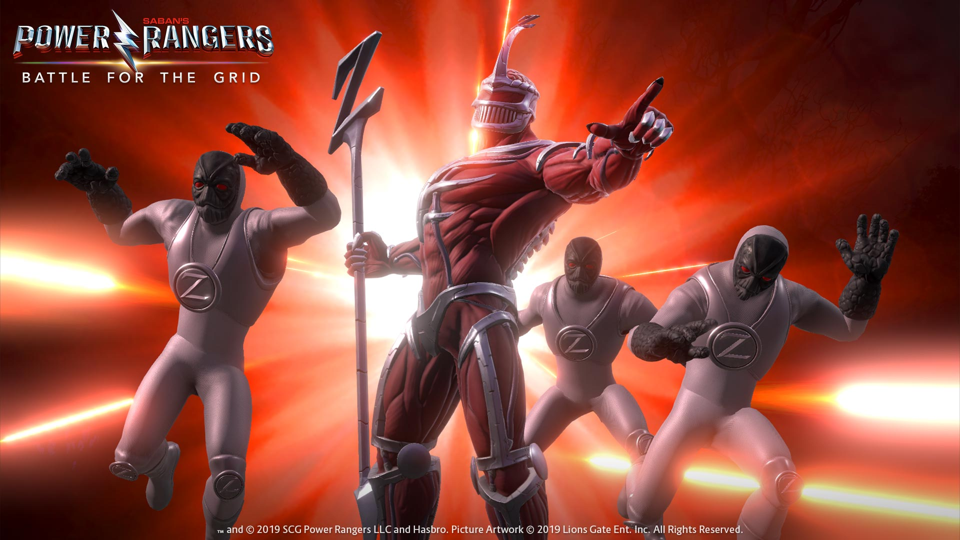 Power Rangers Lord Zedd 2 out of 6 image gallery