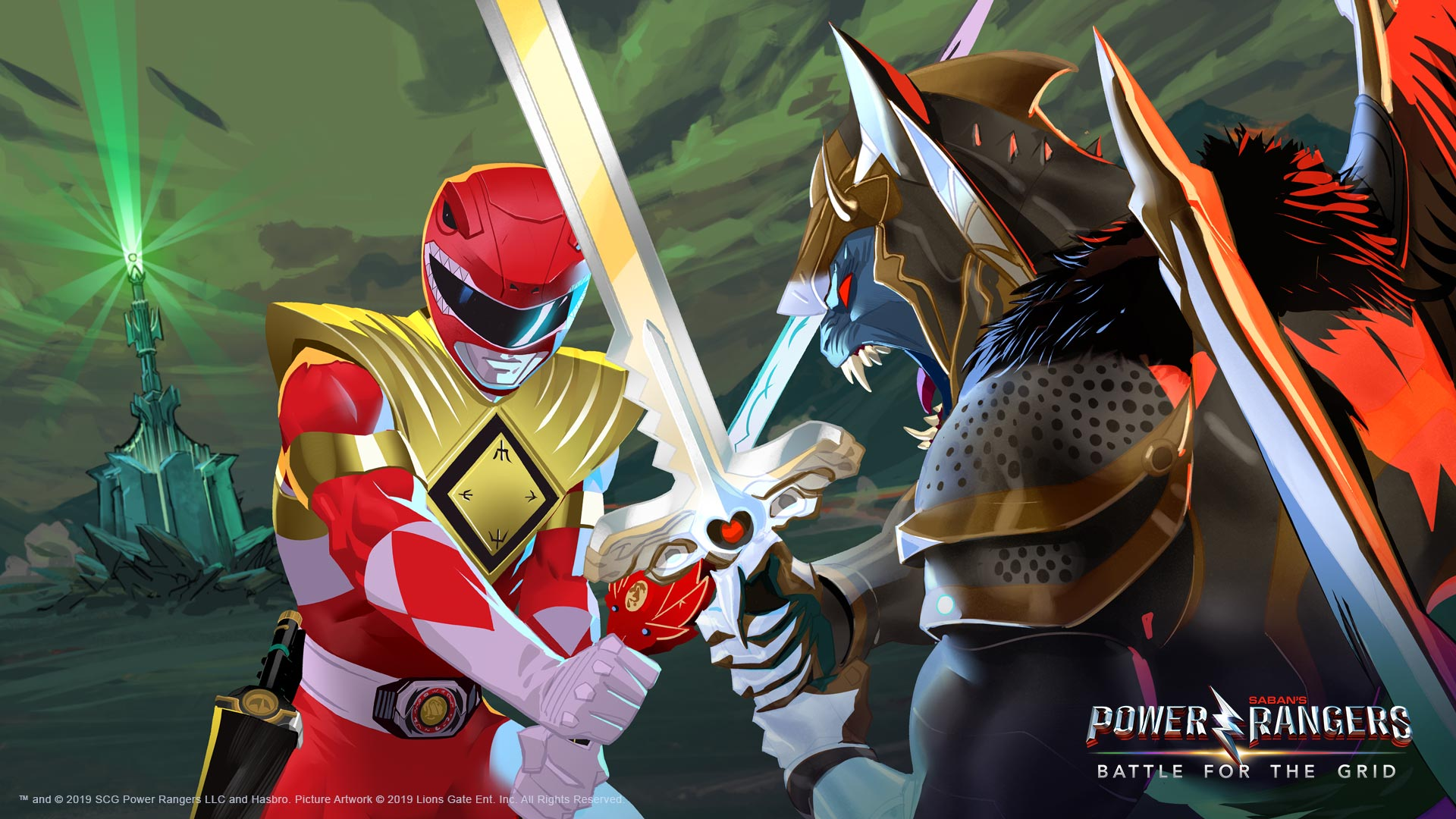 Power Rangers Lord Zedd 4 out of 6 image gallery