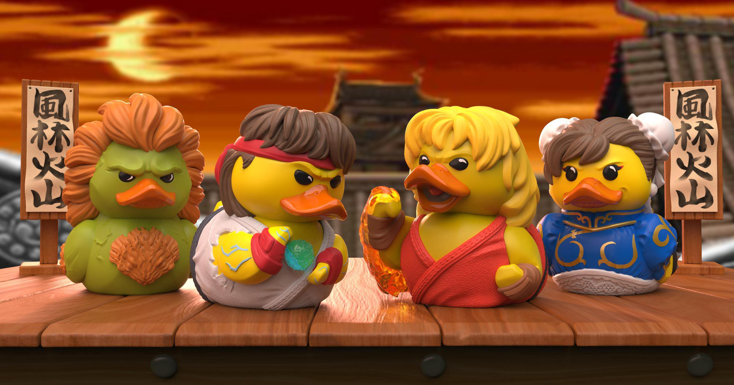 Street Fighter Ducks 1 out of 5 image gallery