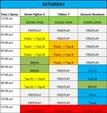NRW Fight Club Event Schedule image #1