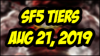 SF5 August tiers image #1
