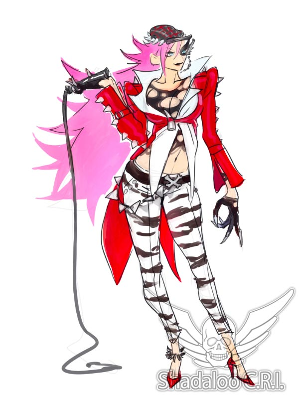 Poison Street Fighter 5 concept art 2 out of 7 image gallery