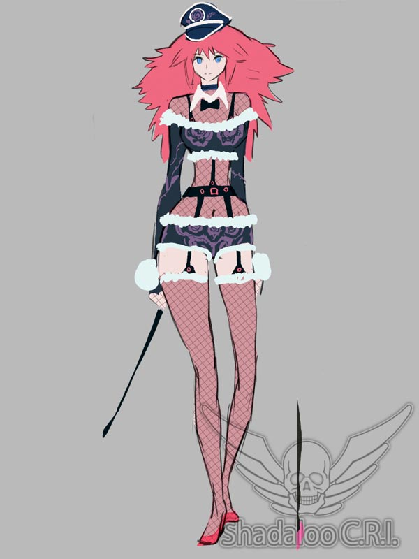 Poison Street Fighter 5 concept art 5 out of 7 image gallery