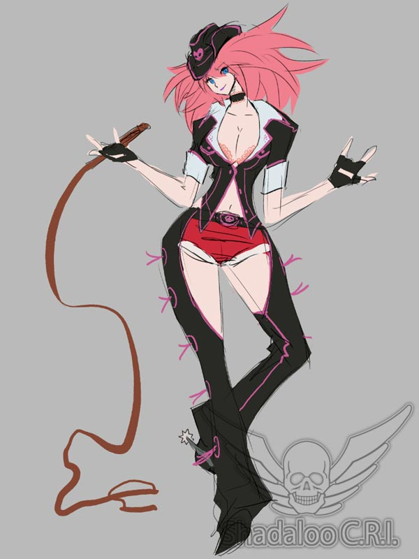Poison Street Fighter 5 concept art 6 out of 7 image gallery