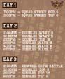 Standoff 2019 Event Schedule image #1