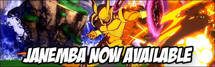 Janemba is now available as DLC in Dragon Ball FighterZ