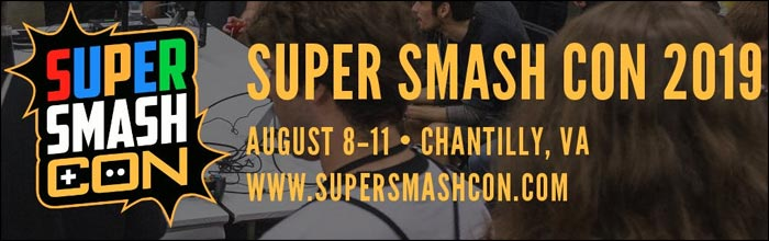 Super Smash Con 2019 early results, stream ft  MKLeo, Hungrybox