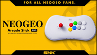 NeoGeo Arcade Stick  out of 2 image gallery