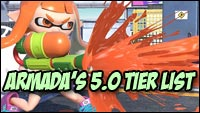 Armada's 5.0 Super Smash Bros. Ultimate tier list image #1
