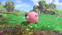 Kirby as Banjo-Kazooie in Super Smash Bros. Ultimate image #1