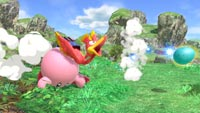 Kirby as Banjo-Kazooie in Super Smash Bros. Ultimate image #2