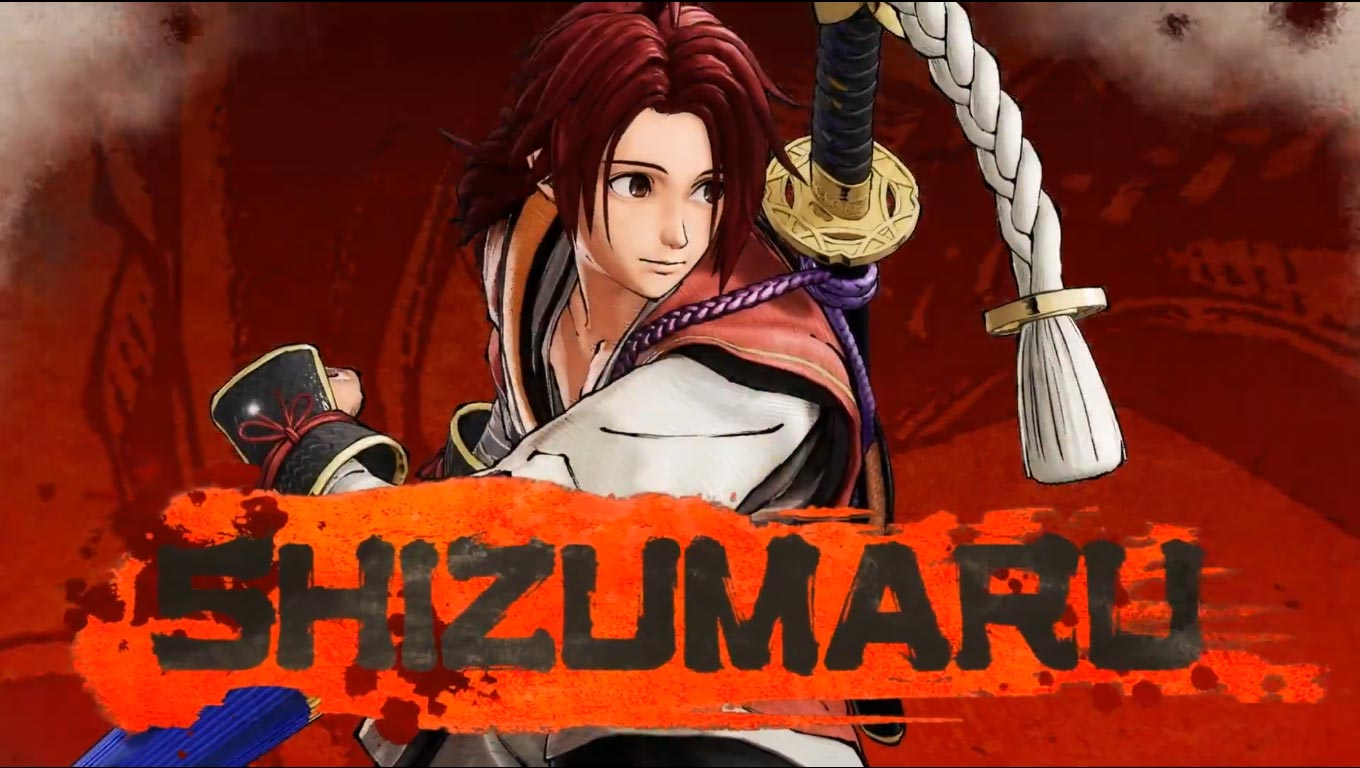 Shizumaru Hisame 1 out of 9 image gallery