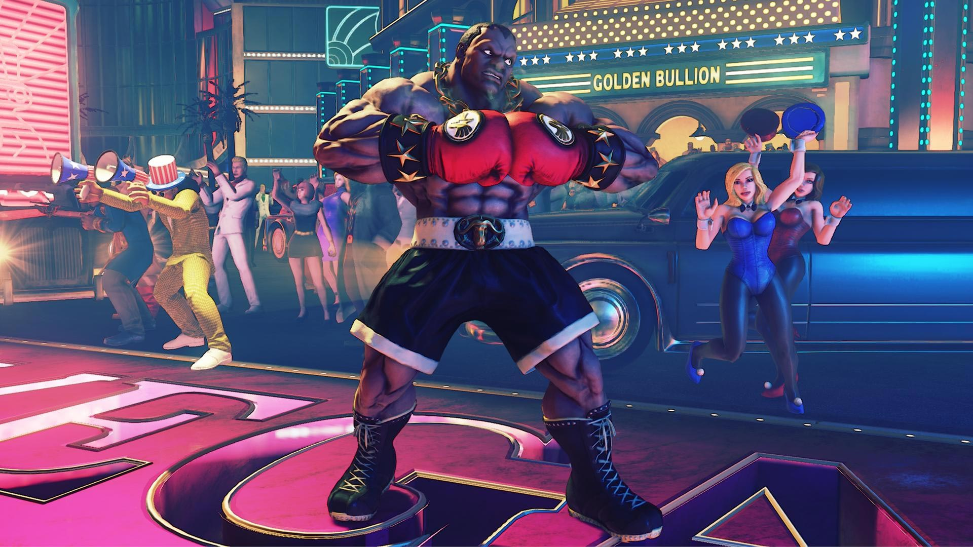 New Balrog costume in Street Fighter 5 1 out of 1 image gallery
