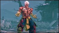 Kage's Asura costume in Street Fighter 5 image #2