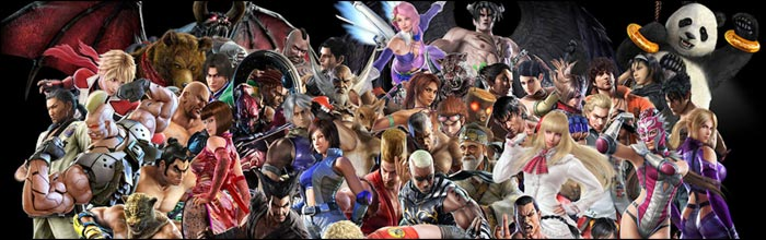 all tekken 6 characters