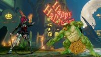 Street Fighter 5's upcoming Halloween content image #2