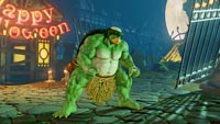 Street Fighter 5's upcoming Halloween content image #3
