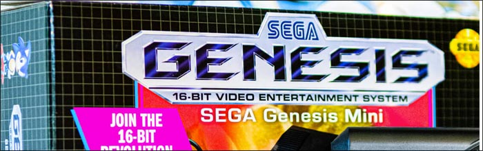 Sega Genesis Mini Now Available To Purchase With Street Fighter 2