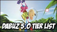 Dabuz's 5.0 Super Smash Bros. Ultimate tier list  out of 1 image gallery