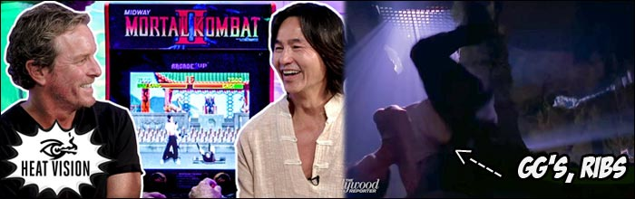 Mortal Kombat Film Stars Reveal Moments On Screen When They Were