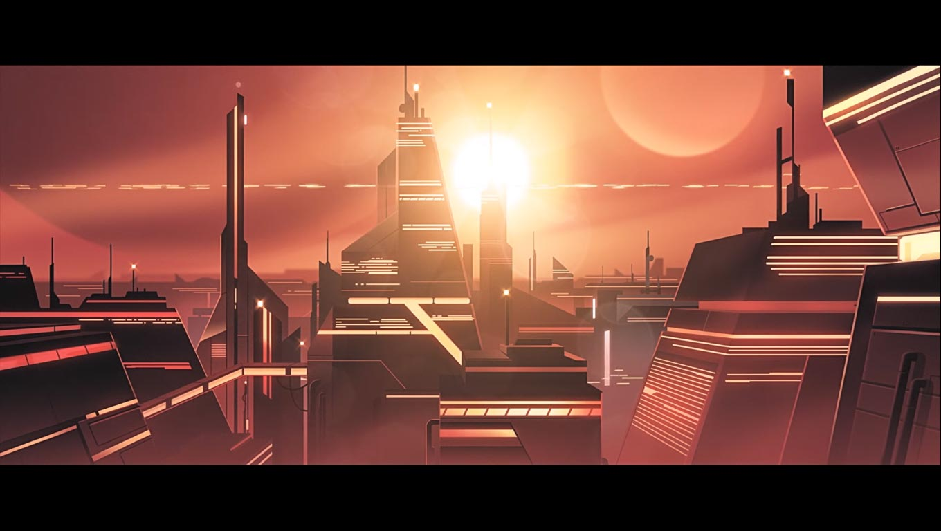 Punch Planet cinematic trailer 1 out of 9 image gallery