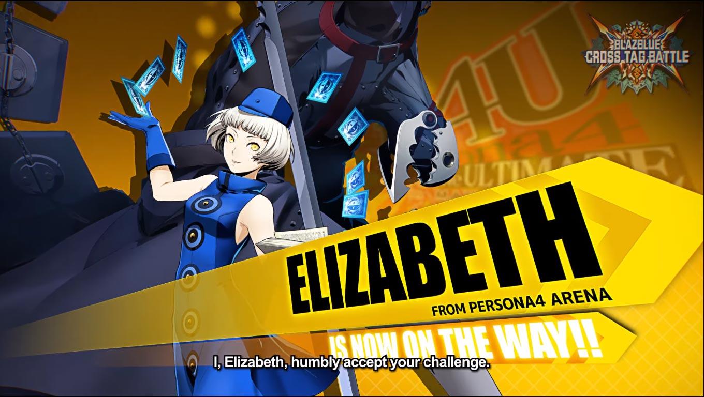 Celica A Mercury, Elizabeth, Tohru Adachi, Hilda, and Susanoo 2 out of 5 image gallery