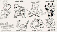 Street Fighter Animal Edition image #1