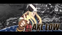 May and Axl Low in Guilty Gear 2020 image #9