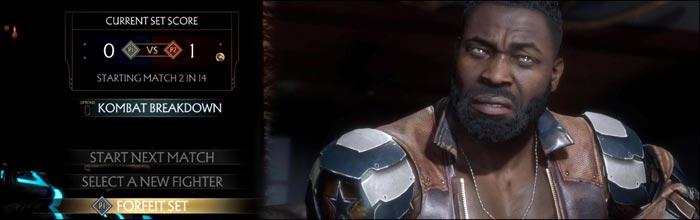 Mortal Kombat 11 Kombat League exploit allows loser to stall