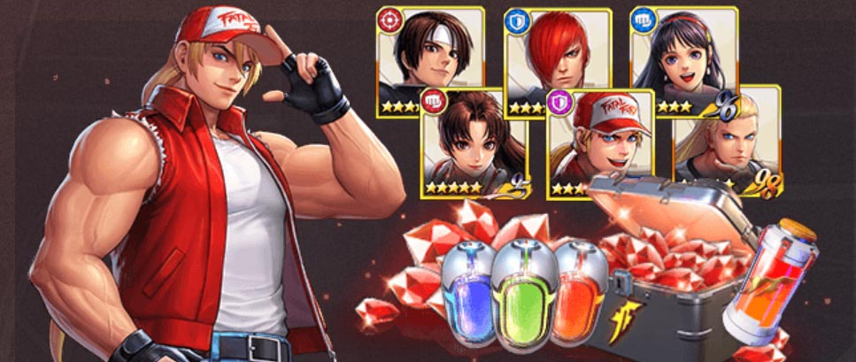 King of Fighters All Star West 1 out of 6 image gallery