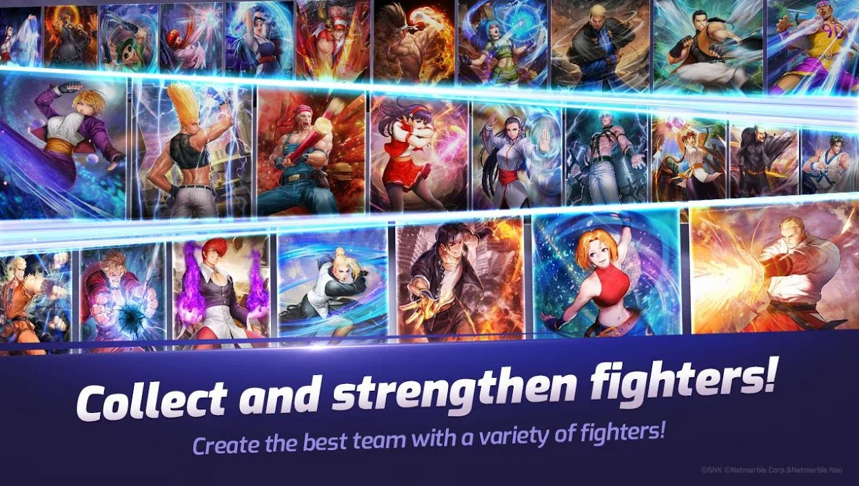 King of Fighters All Star West 3 out of 6 image gallery