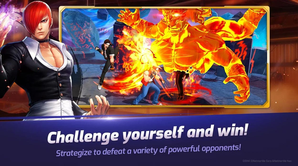 King of Fighters All Star West 5 out of 6 image gallery