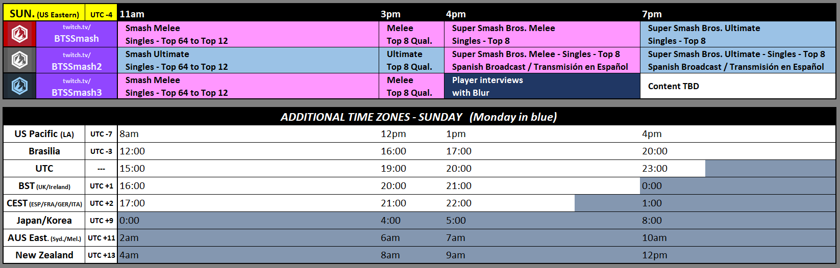The Big House 9 stream schedule 3 out of 3 image gallery