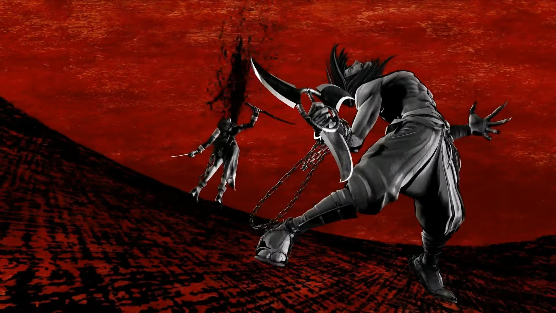 Samurai Shodown Basara Trailer Screenshots 3 out of 9 image gallery