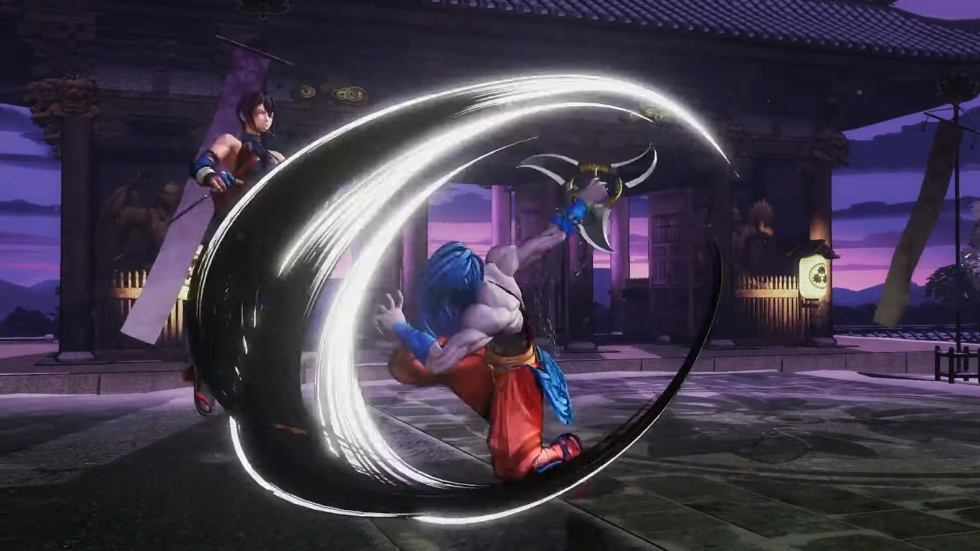 Samurai Shodown Basara Trailer Screenshots 5 out of 9 image gallery