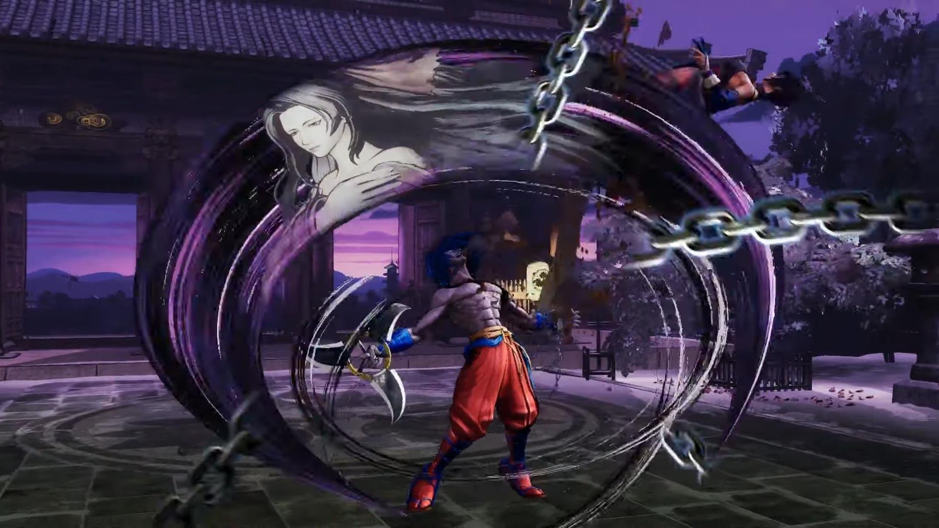 Samurai Shodown Basara Trailer Screenshots 8 out of 9 image gallery