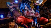 Samurai Shodown Basara Trailer Screenshots image #9