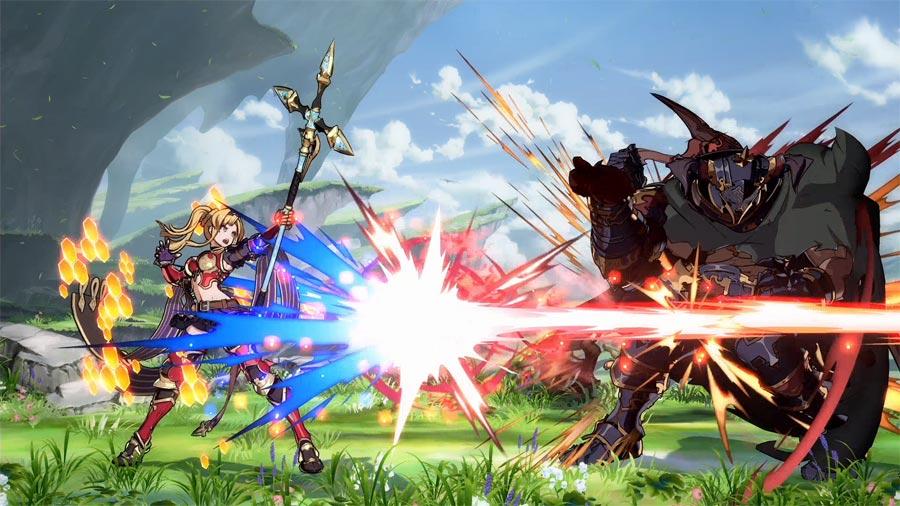 Trailer na Granblue Fantasy Versus ukázal další dvě postavy