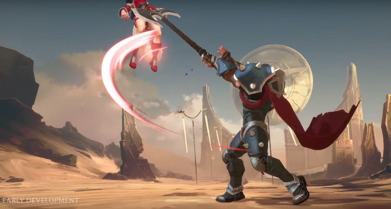 Riot Fighting Game 1 out of 8 image gallery