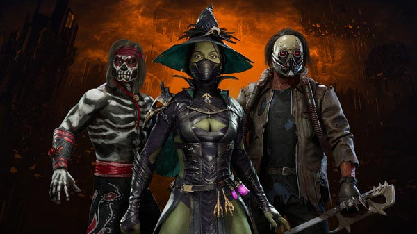 Mortal Kombat Halloween 4 out of 4 image gallery
