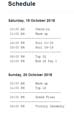 Berlin Tekken Clash Event Schedule  out of 1 image gallery