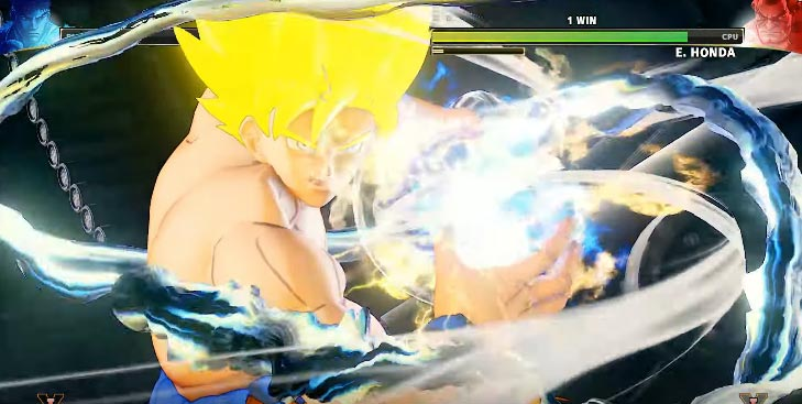 Dragon Ball Z SF5 1 out of 6 image gallery