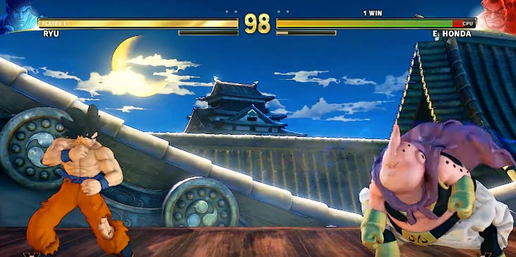 Dragon Ball Z SF5 3 out of 6 image gallery