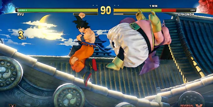 Dragon Ball Z SF5 5 out of 6 image gallery